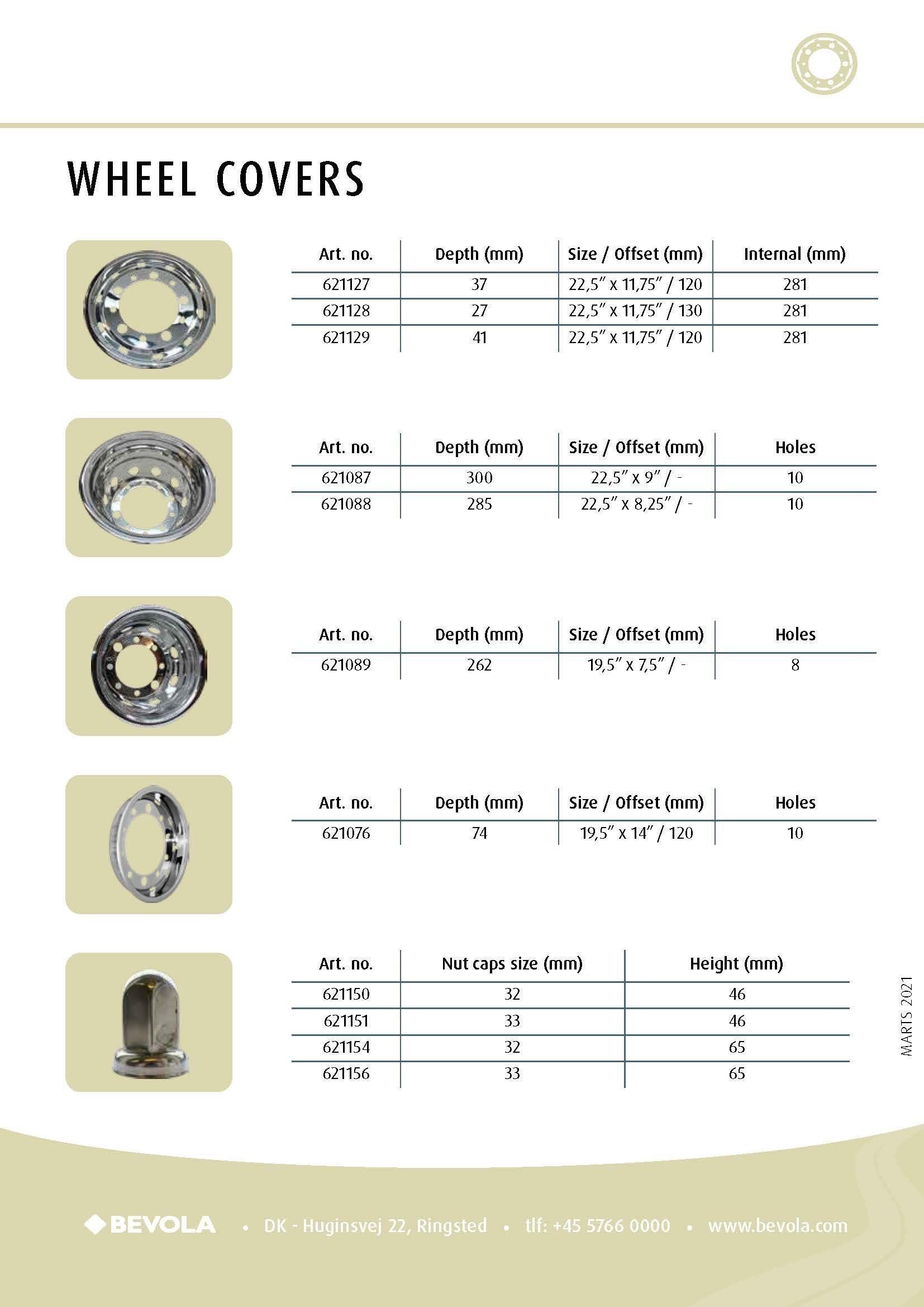 Bestsellers Wheel Covers